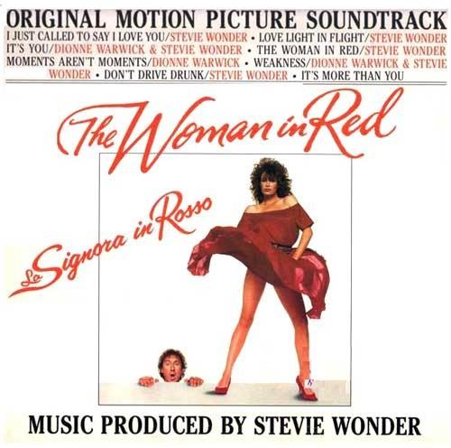 Vari – The Woman In Red - Colonna Sonora Originale