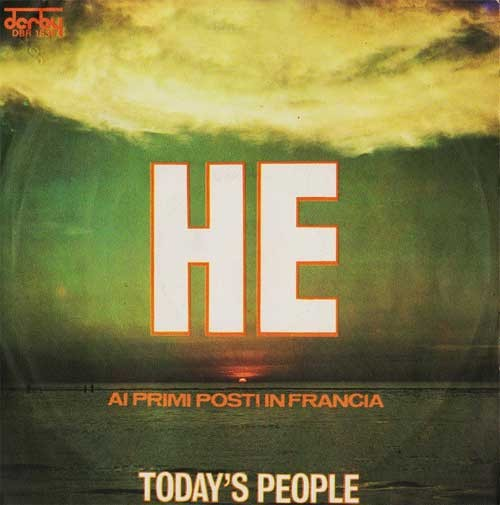 Today's People ‎– He