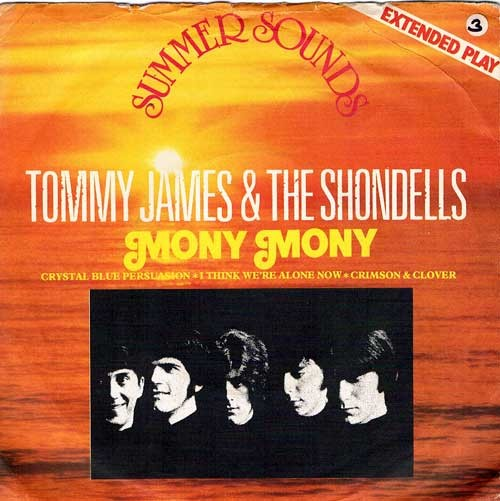 Tommy James and The Shondells – Mony Mony
