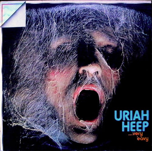 Uriah Heep ‎– ...Very 'Eavy Very 'Umble...  (RE)