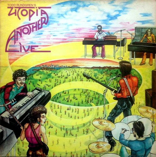 Utopia – Another Live