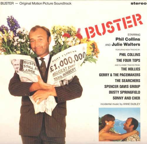 Vari ‎– Buster (Original Motion Picture Soundtrack)