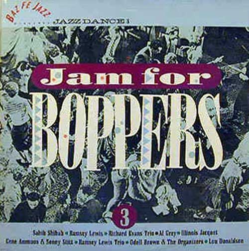 Vari – Jam For Boppers - Baz Fe Jazz Presents Jazz Dance 3