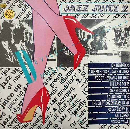 Vari ‎– Jazz Juice 2