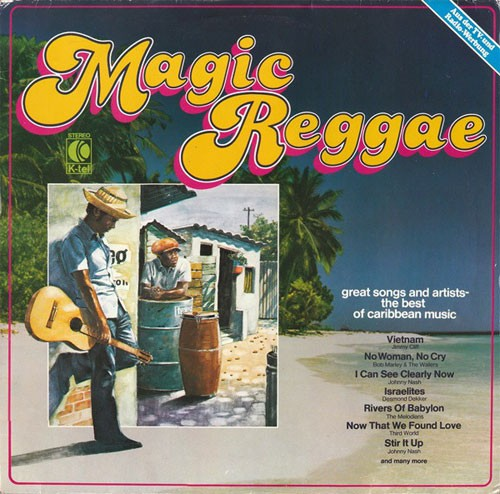 Vari ‎– Magic Reggae
