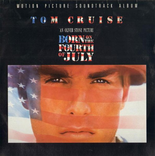 Vari ‎– Born On The Fourth Of July - Motion Picture Soundtrack