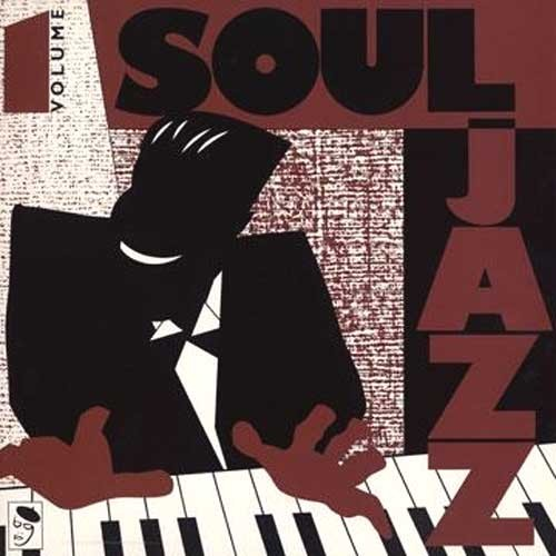 Vari ‎– Soul Jazz Volume 1