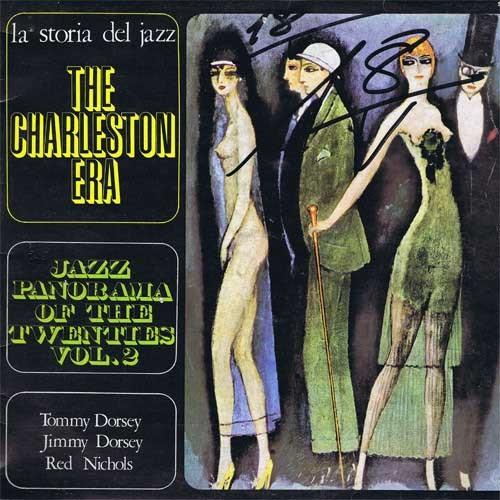 Vari – The Charleston Era - Jazz Panorama Of The Twenties Vol. 2