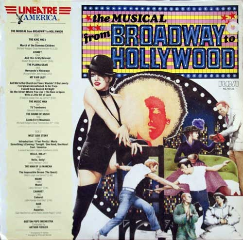 Boston Pops Orchestra - The Musical from Broadway to Hollywood