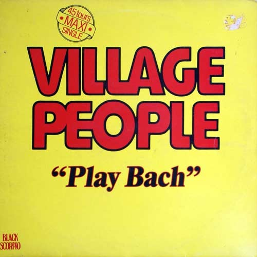 "Village People - ""Play Bach"""