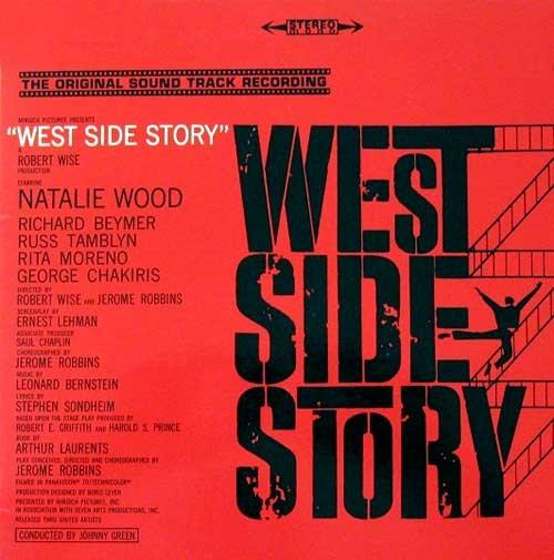 Leonard Bernstein – West Side Story (Original Sound Track)