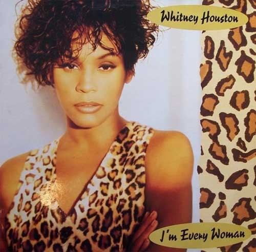 Whitney Houston ‎– I'm Every Woman