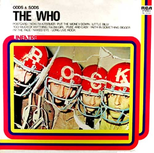 The Who – Odds and Sods