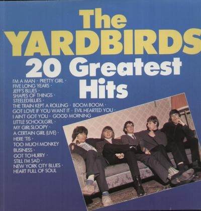 Yardbirds - 20 Greatest Hits
