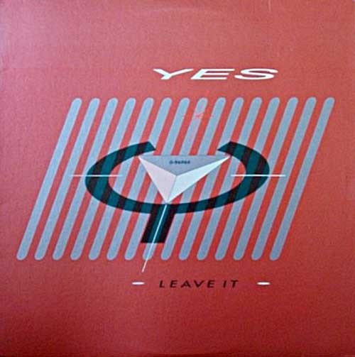 Yes – Leave It