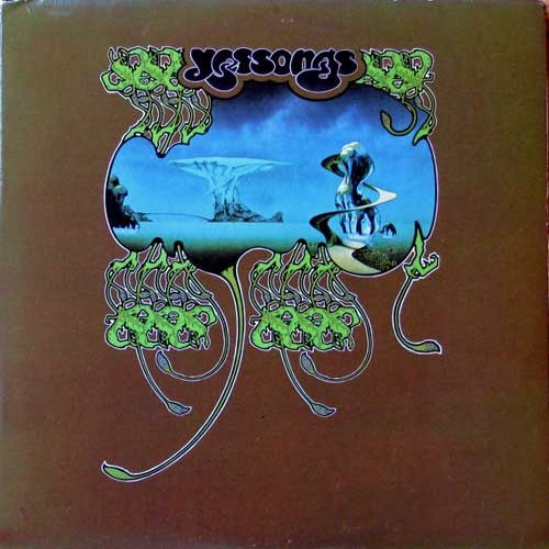 Yes ‎– Yessongs (3 LP) (RE)