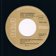 Eddie Drennon and The B.B.S. Unlimited / Lou Matera ‎– Let's Do The Latin Hustle / My Sun Is Shining