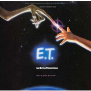John Williams ‎– E.T. The Extra-Terrestrial (Original Motion Picture Soundtrack)