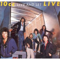 10cc ‎– Live And Let Live (2 LP)