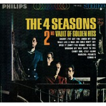 The 4 Seasons ‎– 2nd Vault Of Golden Hits