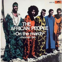 African People ‎– On The March