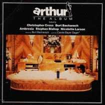 Vari ‎– Arthur - The Album (Original Soundtrack)
