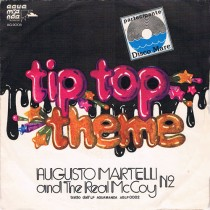 Augusto Martelli and the Real Mc Coy ‎– Tip Top Theme