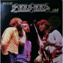 Bee Gees ‎– Here At Last... Live (2 LP)
