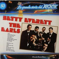 Betty Everett / The Earls ‎– La Grande Storia Del Rock 50
