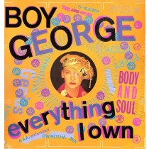 Boy George ‎– Everything I Own