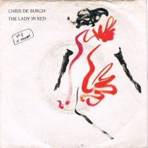 Chris De Burgh ‎– The Lady In Red