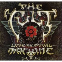 Cult ‎– Love Removal Machine