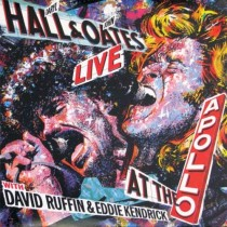 Daryl Hall and John Oates – Live At The Apollo With David Ruffin and Eddie Kendrick
