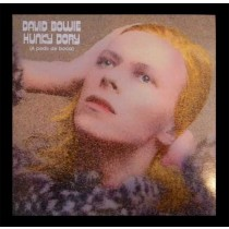 David Bowie ‎– Hunky Dory (A Pedir De Boca) (RE)