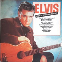Elvis Presley ‎– Are You Lonesome Tonight