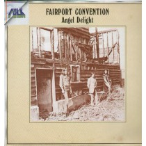 Fairport Convention ‎– Angel Delight (RE)