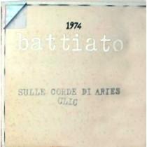 Franco Battiato – 1974 Sulle Corde Di Aries / Clic