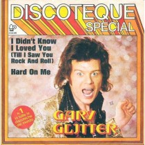 Gary Glitter ‎– I Didn't Know I Loved You