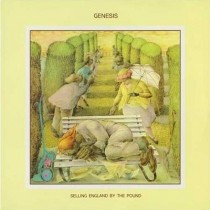 Genesis - Selling England by the Pound (RE)