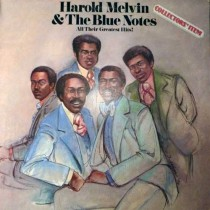 Harold Melvin and The Blue Notes ‎– All Their Greatest Hits