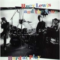 Huey Lewis And The News ‎– Hard At Play