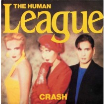Human League ‎– Crash (NUOVO)