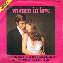 Keith Beckingham and Royal Dukes ‎– Women In Love