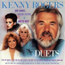 Kenny Rogers With Kim Carnes, Sheena Easton and Dottie West ‎– Duets