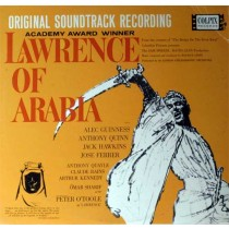 Maurice Jarre ‎– Lawrence Of Arabia (Colonna Sonora Originale)