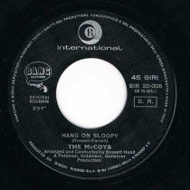 The McCoys – Hang On Sloopy / I Can't Explain It