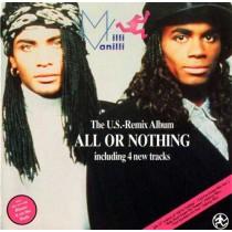 Milli Vanilli – All Or Nothing - The U.S. Remix Album