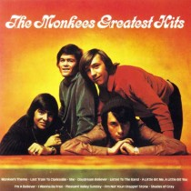 Monkees ‎– Greatest Hits