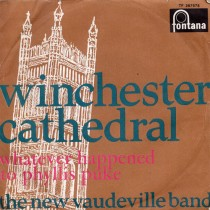 New Vaudeville Band ‎– Winchester Cathedral