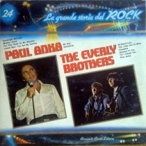 Paul Anka / The Everly Brothers ‎– La Grande Storia Del Rock 24